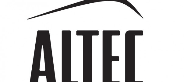 Altec White Logo
